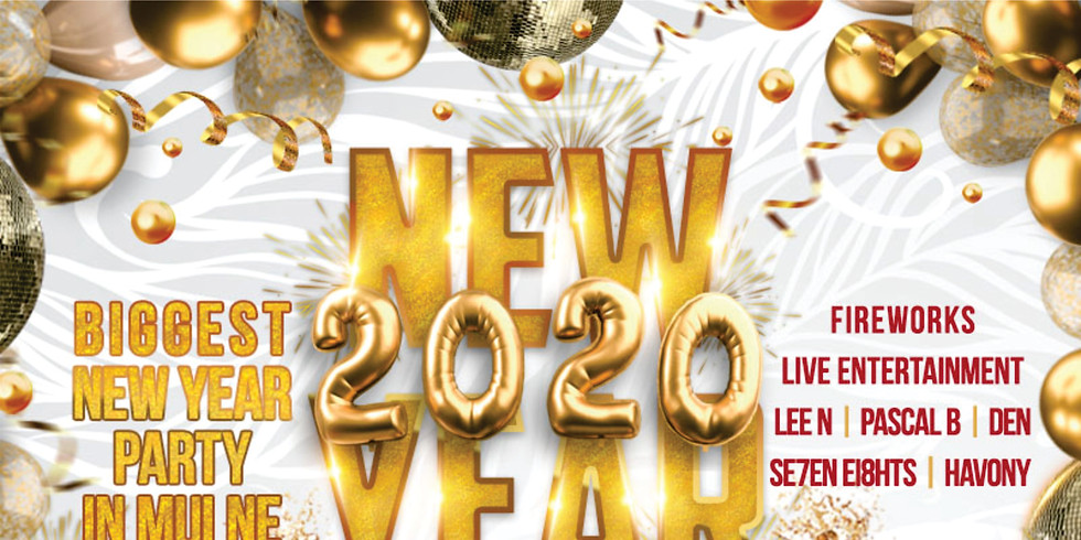 NEW YEAR`S EVE PARTY 2020