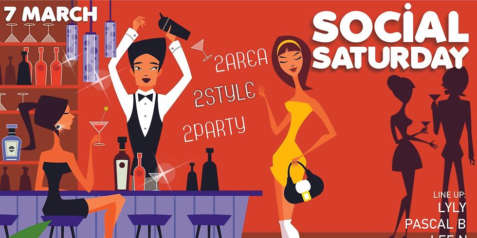 SOCIAL SATURDAY PARTY