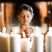 Menina que Praying
