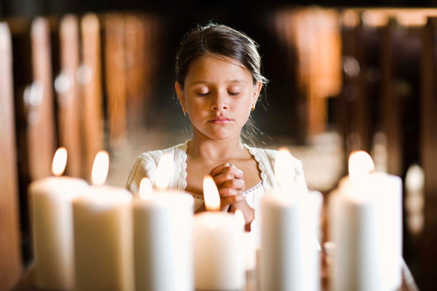 All Souls' Day:  Day of prayer remembers departed friends & loved ones