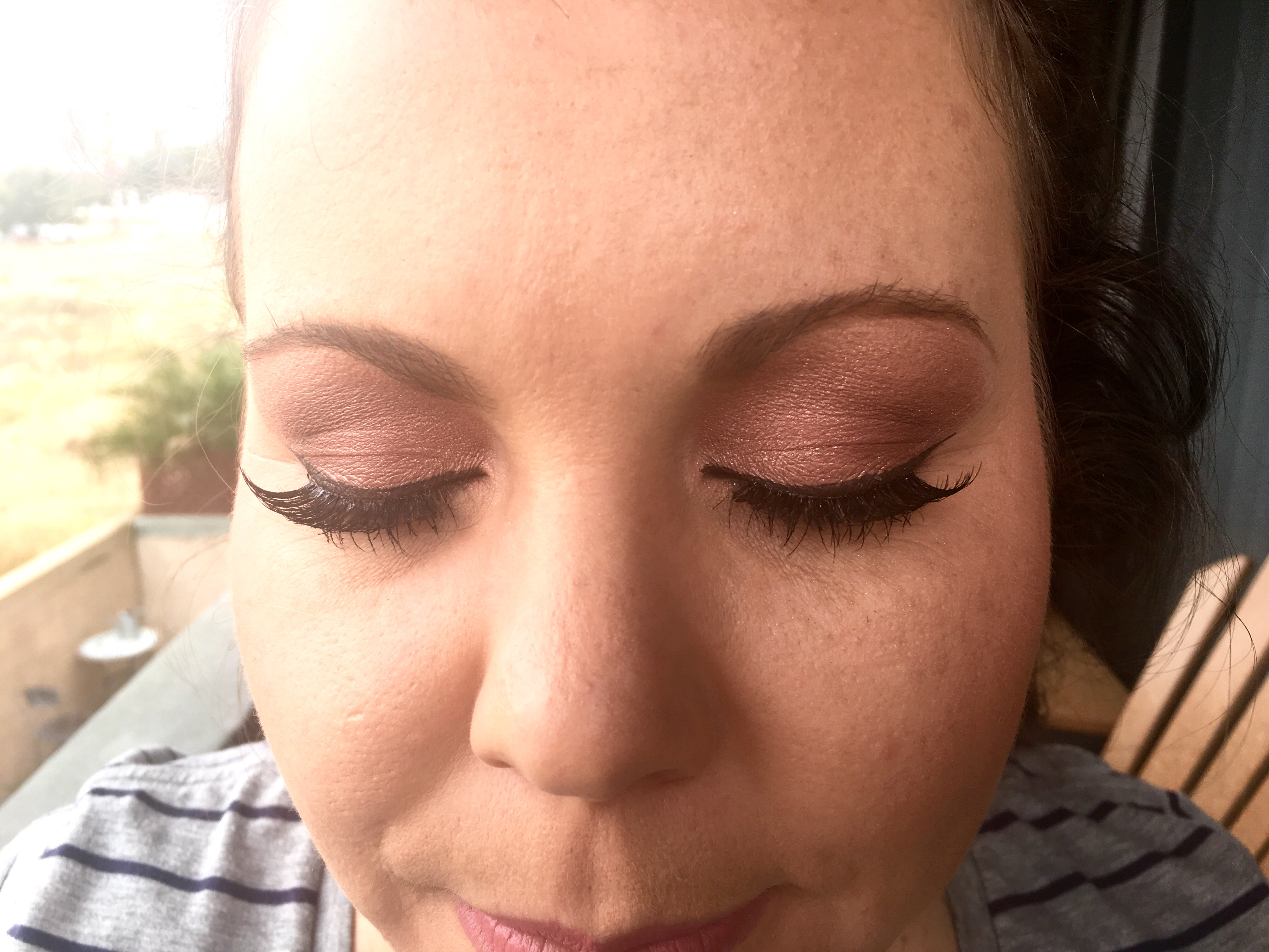 Bridal Shower Makeup