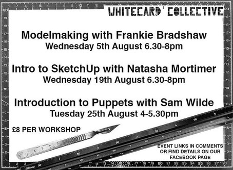 WHITECARD COLLECTIVE WORKSHOPS