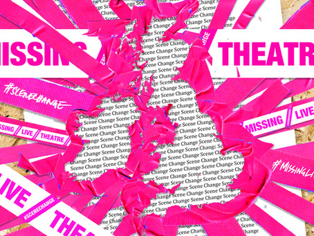 CALL TO ACTION - #MISSINGLIVETHEATRE