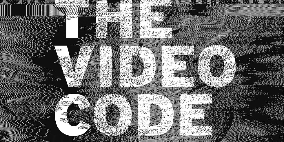 PAST EVENT Scene/Change x The Video Code | Holding Open the Door | 3pm - 4:30pm GMT