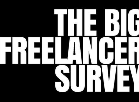 THE BIG FREELANCER SURVEY