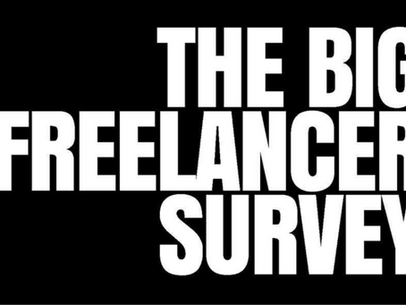 THE BIG FREELANCER SURVEY