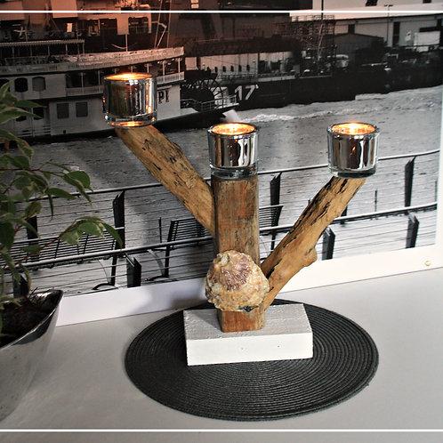Kerzenständer 3-flammig