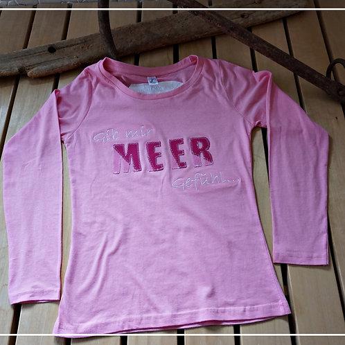 Damen Shirt LangArm (M)