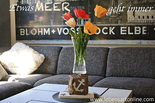 "BlumenVase ""Seestern"""