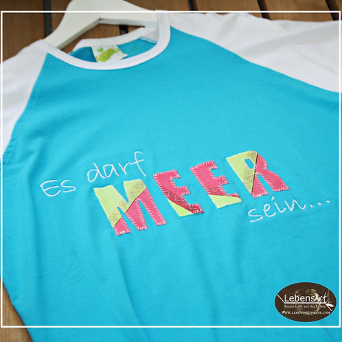 T-Shirt-Surfsegel (M)