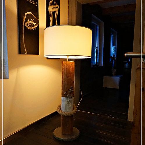 """Stehlampe """"Pfosten & Anker"""""""