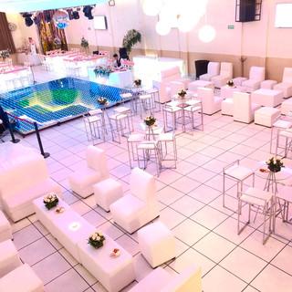 Montaje lounge