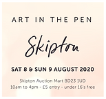 Art in the Pen, Skipton