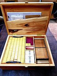 Personalised Mahjong Box