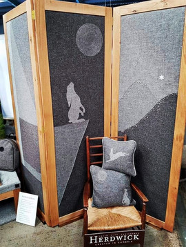 Herdwick Room Divider