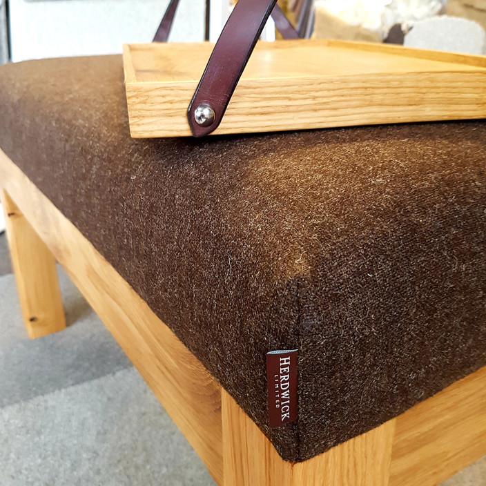 Herdwick Upholstered Bench