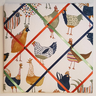Medium Chicken Memo Board