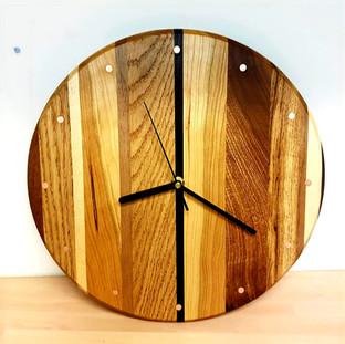 Off-Cut Clock