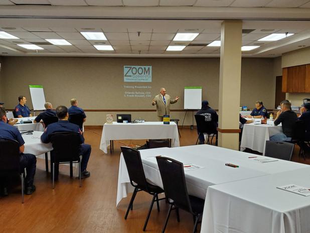 Zoom Professionals Leadership Training
