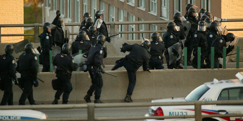 Resilience and 21st Century Law Enforcement Skills Part 2 - De-Escalation