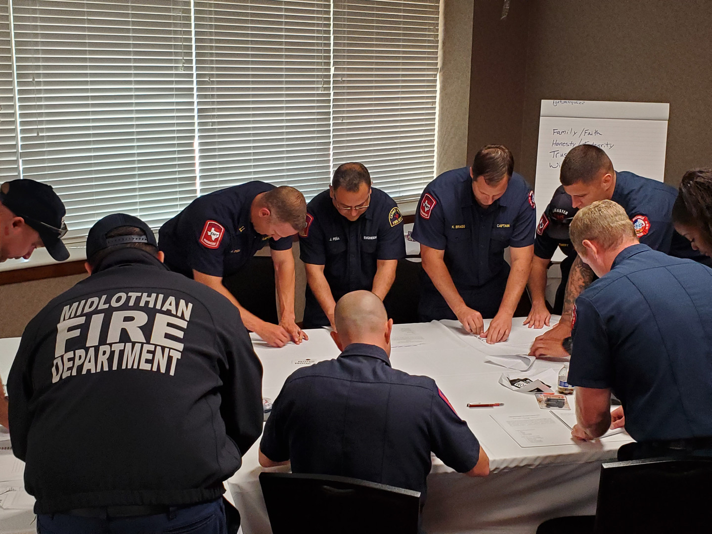 Firefighter Leadership Training