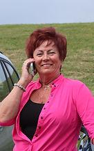 Lia Torenstra, de administratieve medewerker van Autorijschool Torenstra en vrouw van Aad