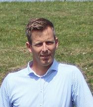 Richard Torenstra, de opvolger van Aad en mede-eigenaar van Autorijschool Torenstra