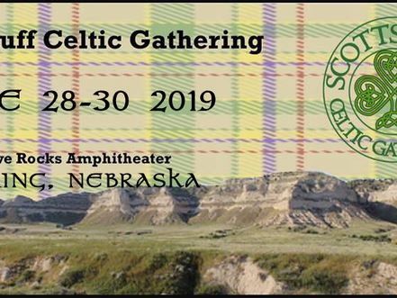 PIB Attends Scottsbluff Celtic Festival 2019