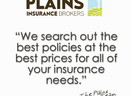 Plains Insurance At The Farm & Ranch Show