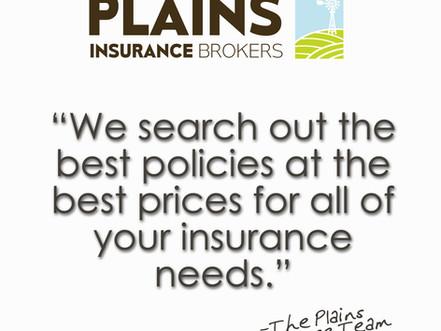 Plains Insurance At The Farm & Ranch Show
