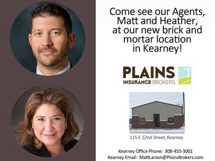 New Kearney Location!