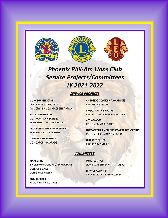 Service Projects & Committees_LY2021-22.