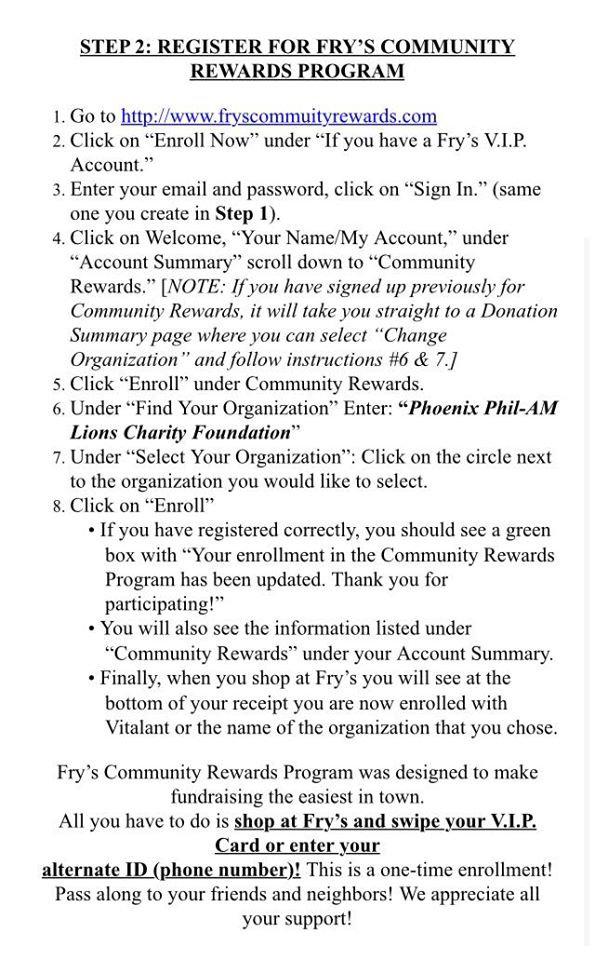 Fry's COmmunity Rewards Program_Lions (2