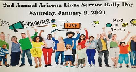 2021-01-09 2nd Annual AZ Lions Service R