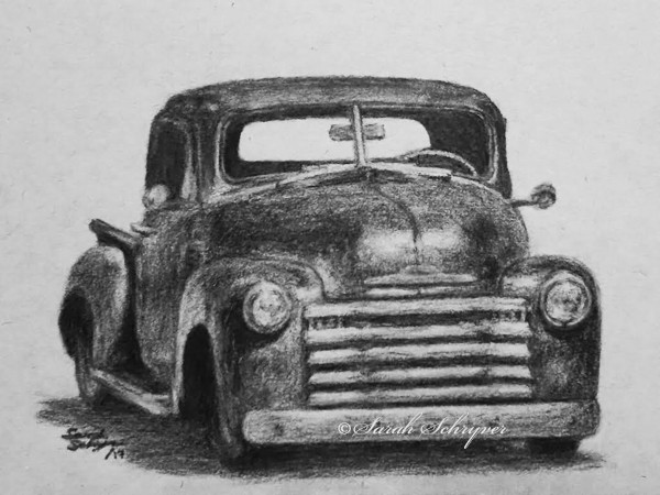 """Grandpa's Chevy"""