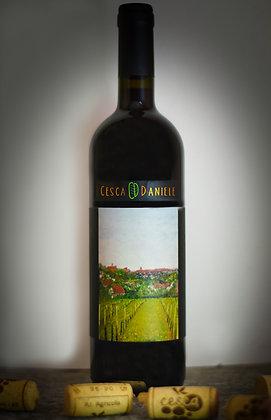 "Vino Rosso ""La Barbara"""