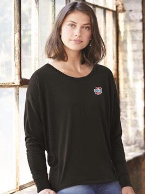 FWBpro Ladies Flowy Long Sleeve T-Shirt