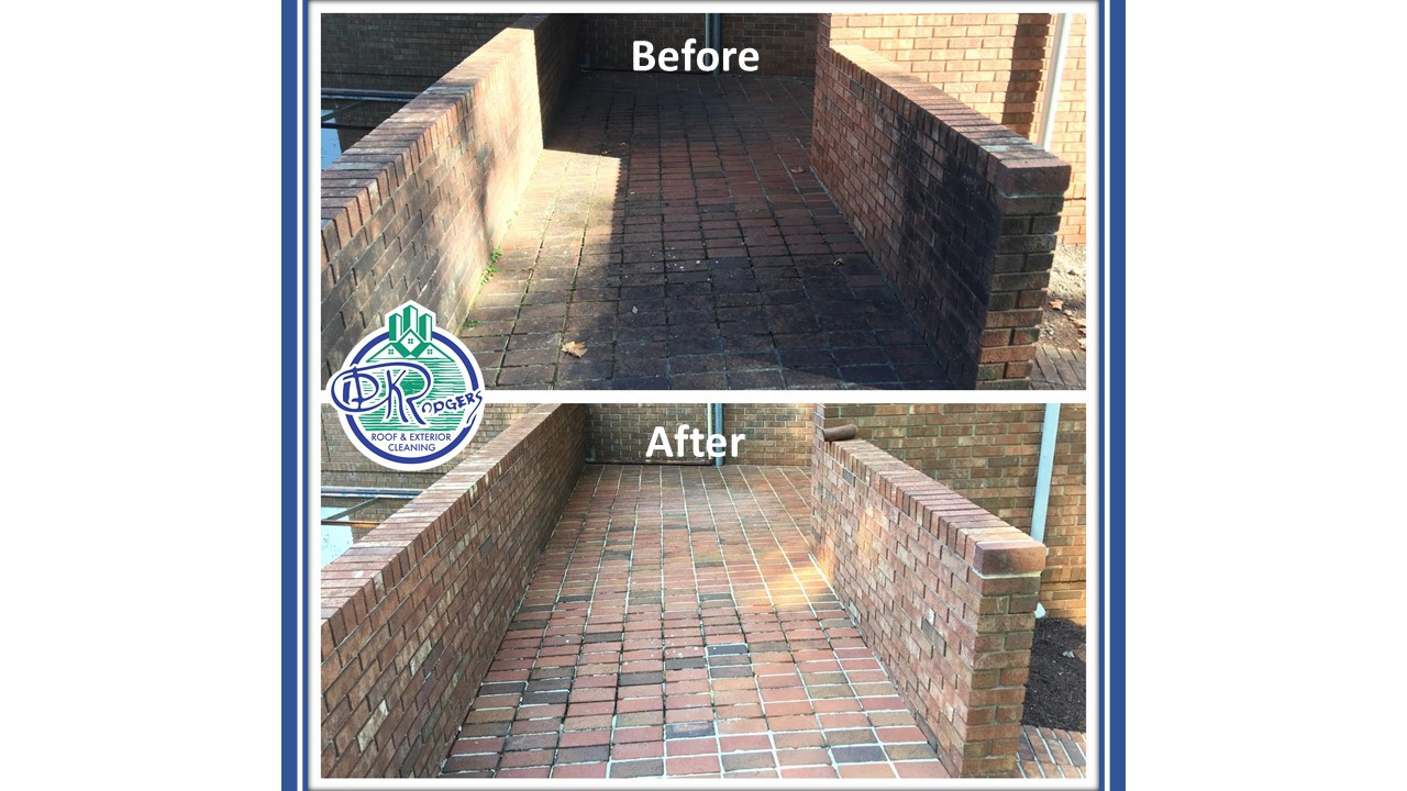 Before & After Commercial - Brick Walkwa