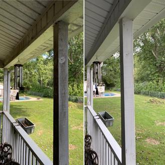 Before & After Wood Railing.JPG