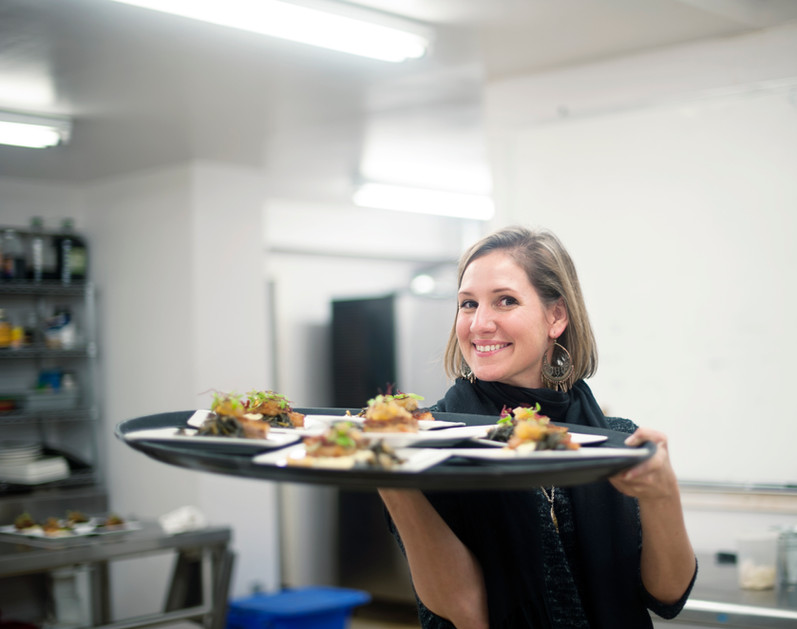 Get our in-house catering for your next event