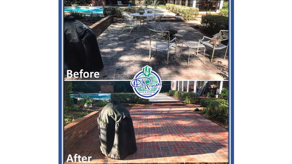 Before & After Residential - Outside Liv