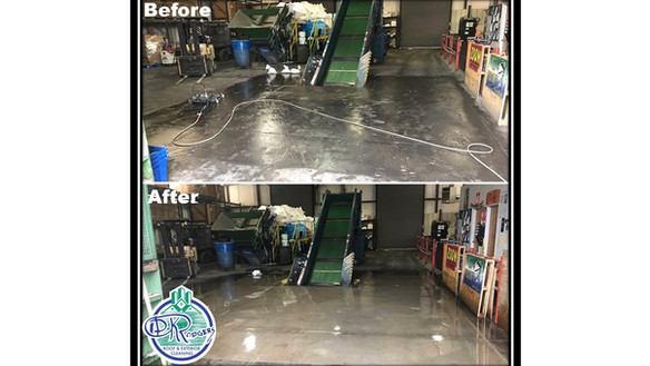 Before & After Commercial - Bay Cleaning