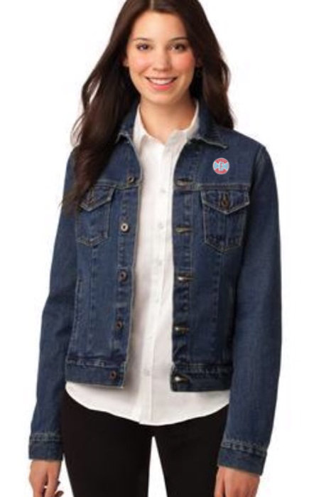 FWBpro Ladies Denim Jacket