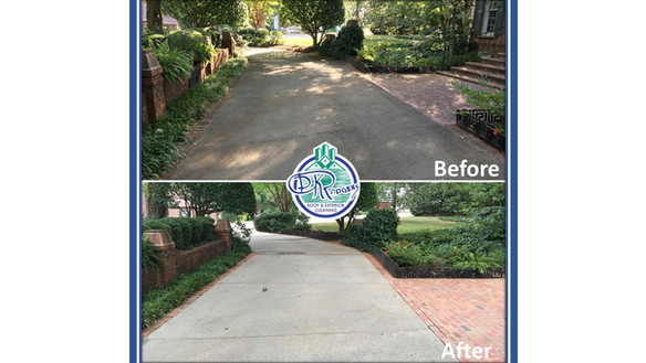 Before & After Residential Driveway-Walk