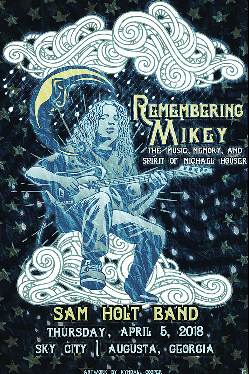 Remembering Mikey Poster