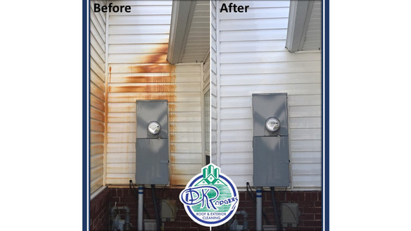 Before & After Residentail - Stain Remov