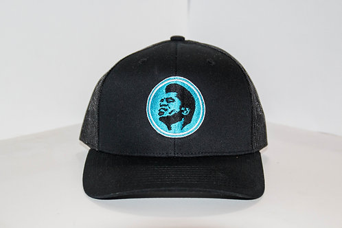 James Brown Snapback (Black)