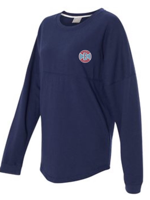 FWBpro Ladies Terry Dolman Sleeve Sweatshirt