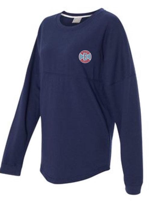 FWBpro Ladies Terry Dolman Sleeve Sweatshirt