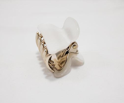 Pearl Shine Mini Claw Hair Clip